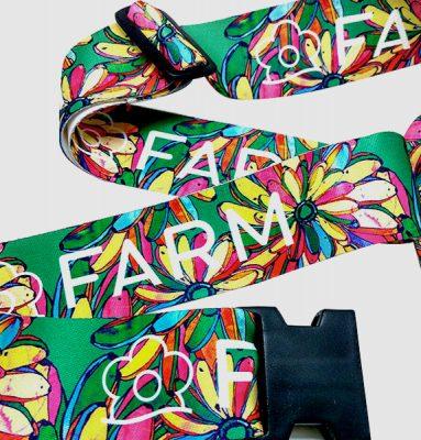 Cinta Para Mala de Viagem Farm