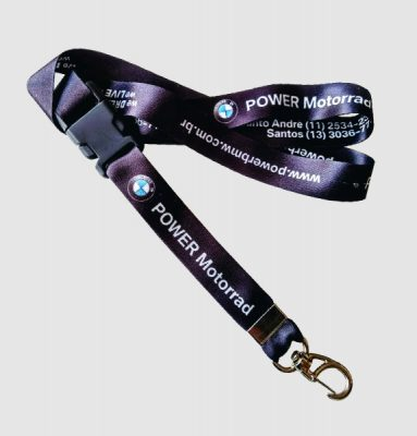 Cordão Para Chaveiro BMW