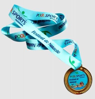 Fita Para Medalha Personalizada