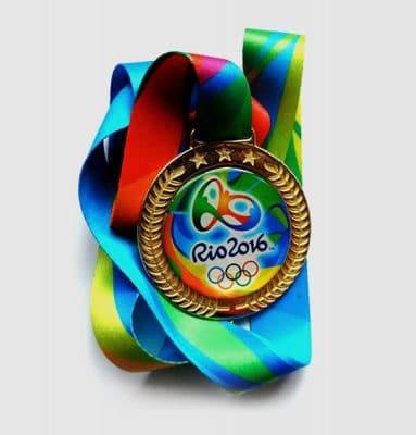Medalha Personalizada Olimpíadas