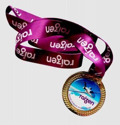 Medalha Personalizada Raizen