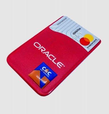Porta Cartão Oracle