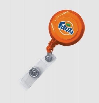 Roller Clip Fanta