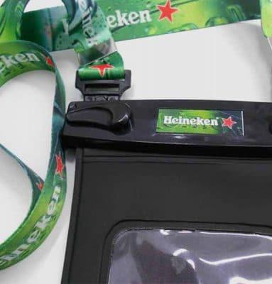 Waterproof Personalizado Heineken